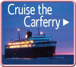 SS Badger Lake Michigan Carferry Cruises